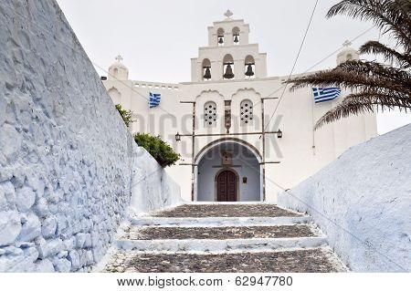 Greek Church Entrance