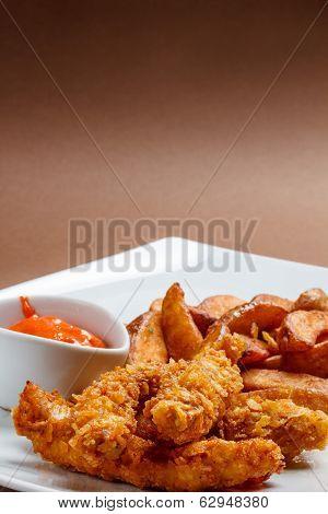 Crispy Chicken Breast