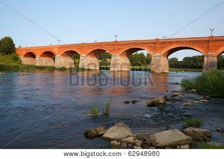 Red Brick Bridge