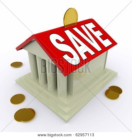 Save On House Means Saving For Deposit Or Home