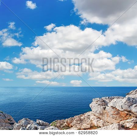 Clouds Over Capo Caccia