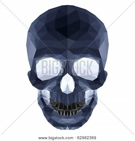 Dark crystal skull
