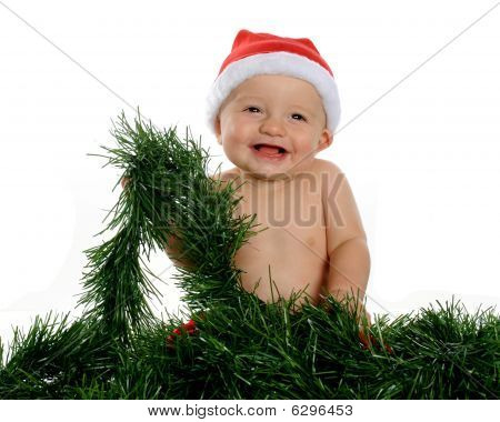 Feliz Navidad niño