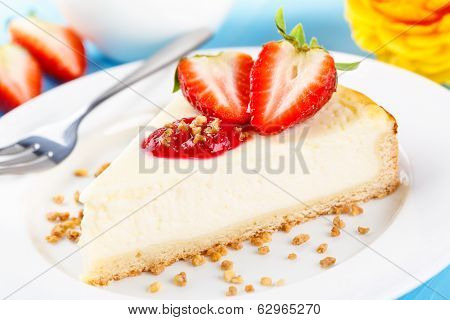 Cheese Shortcake