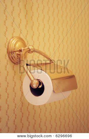 Fancy Toilet Paper Hoder