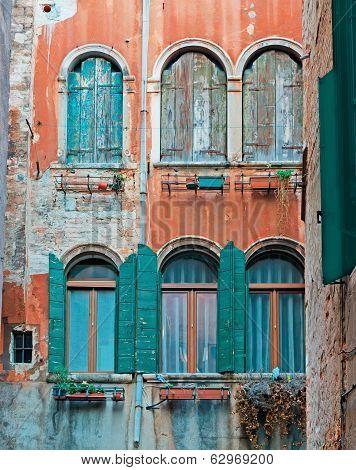 Grungy Windows