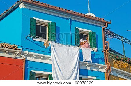 Laundry And Windows