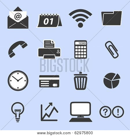List of business related icons