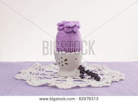 egg in egg warmer