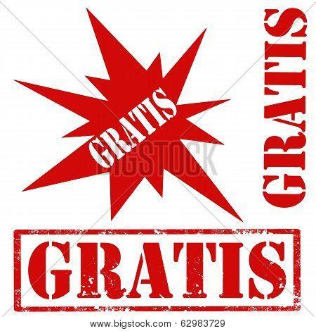Gratis-stamps