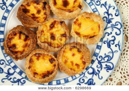 Pasteles en Portugués