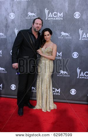 LAS VEGAS - APR 6:  Lee Brice at the 2014 Academy of Country Music Awards - Arrivals at MGM Grand Garden Arena on April 6, 2014 in Las Vegas, NV