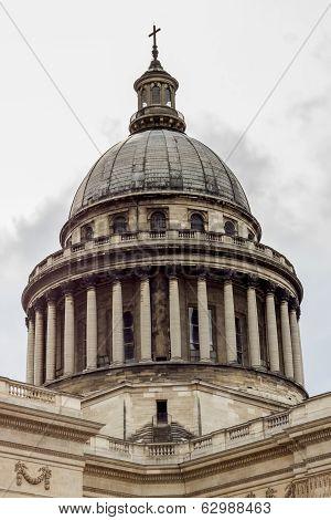 Top Of Pantheon - Paris, France.