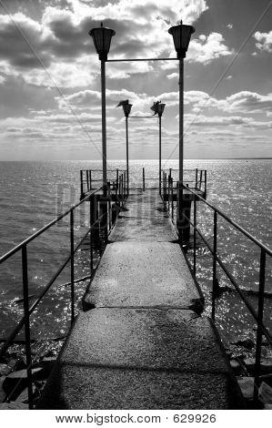 Day's Pier.