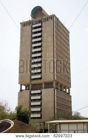 Tower Baghdad University