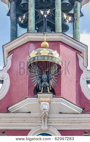 Old Town Hall In Esslingen Am Nechar, Germany
