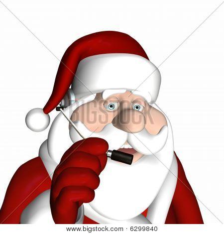 Servicio al cliente Santa 3