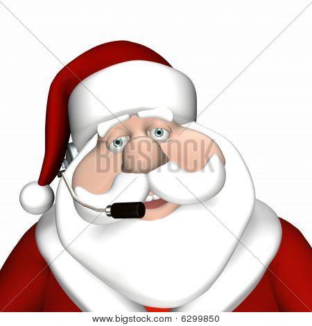 Servicio al cliente de Santa