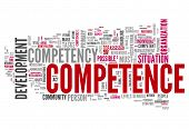 Word Cloud Competence