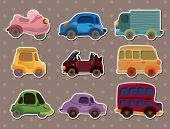 picture of beetle car  - Car Stickers - JPG