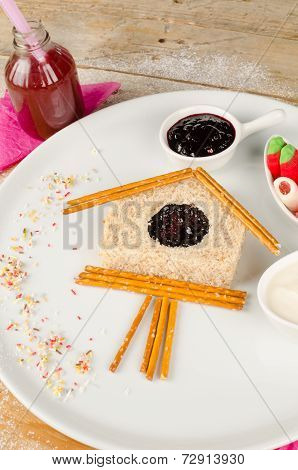 Cukoo Clock Sandwich