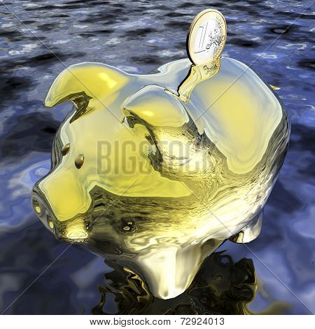 Digital Piggybank Visualization