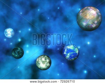 Cosmic Visualization