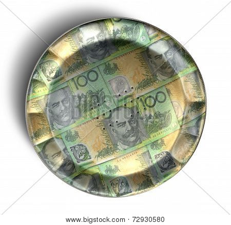 Money Pie Australian Dollar