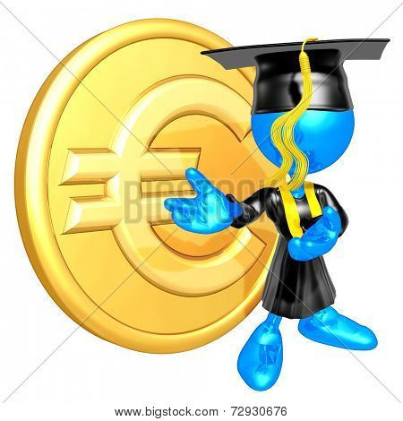 Mini O.G. Graduate With Gold Coin