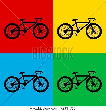 Pop Art Bike