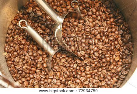 Coffee On Grunge