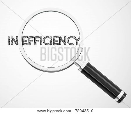 in-efficiency
