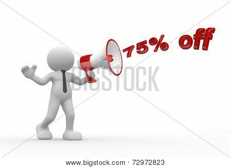 Off 75%