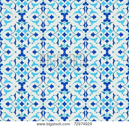 Seamless Pattern Background One