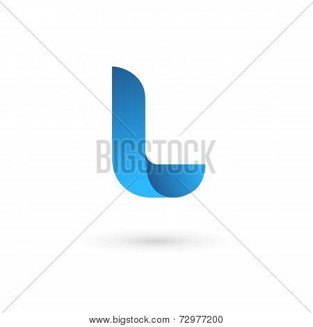 Letter L Logo Icon