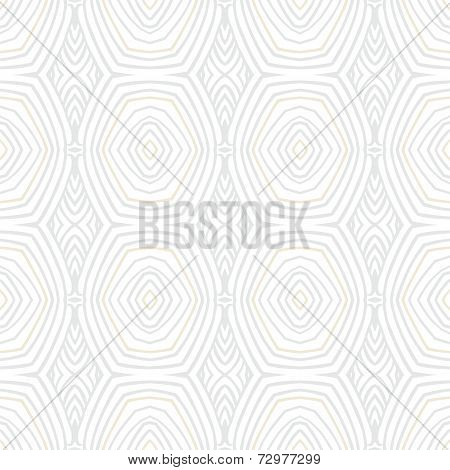 White vintage geometric texture in 1960s style