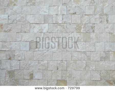 Travertine Marble Wall