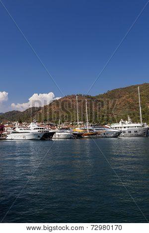 Marmaris Port