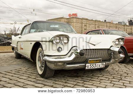 Retro Car Cadillac Eldorado