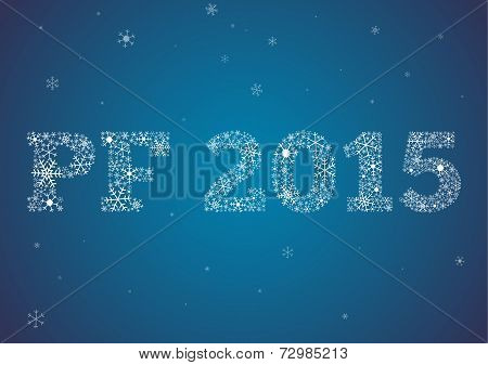 Pf 2015 Made Of Snowflakes