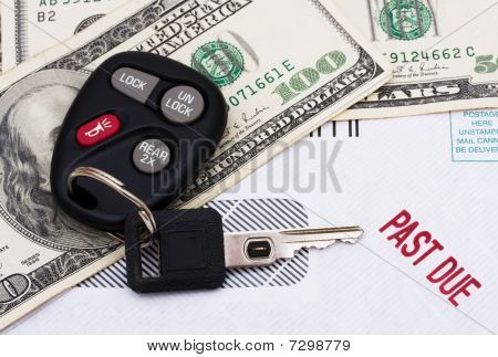 Past Due Car Payment