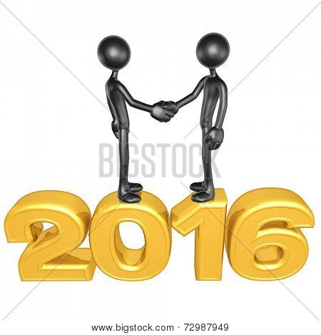 Business Handshake 2016