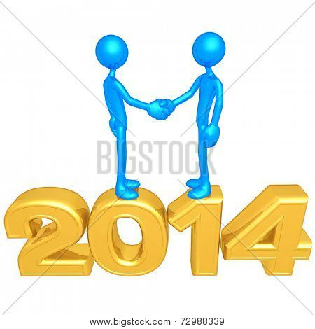 Business Handshake 2014