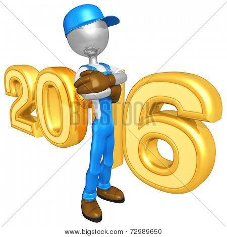 Worker 2016