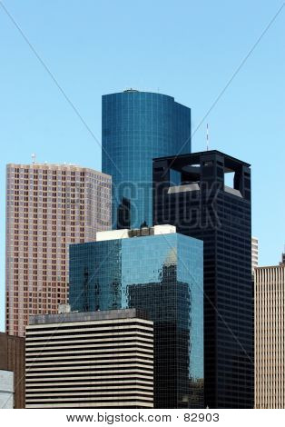 Houston Skyscrapers