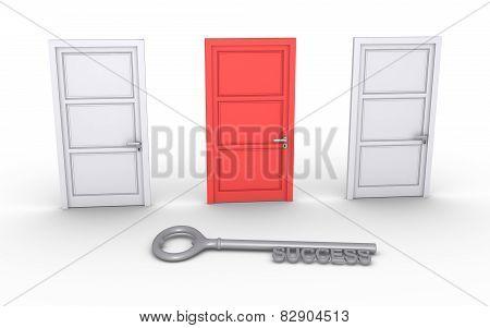 Right Door For Success