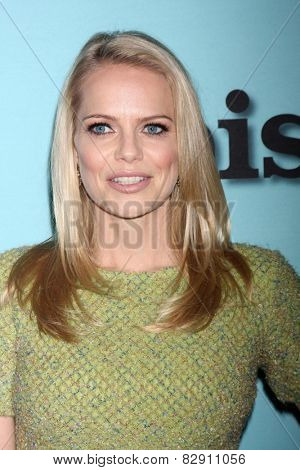 LOS ANGELES - JAN 5:  Mircea Monroe at the Showtime Celebrates All-New Seasons Of