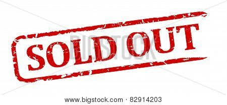Oval Stamp - Sold Out