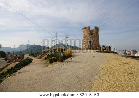 Ruins Of Cartagena
