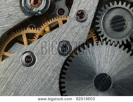 Clockwork Close-up